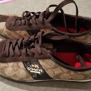Coach woman shoes